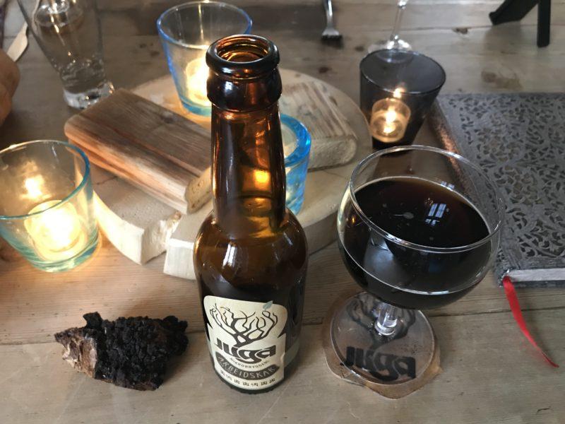 Øl med chaga